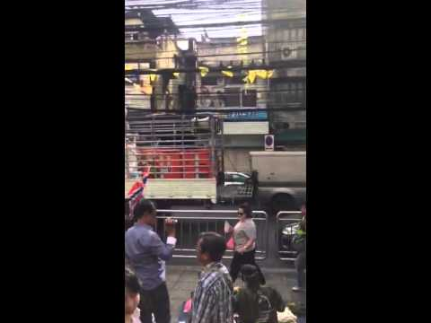 Bangkok protest 2014 part 2