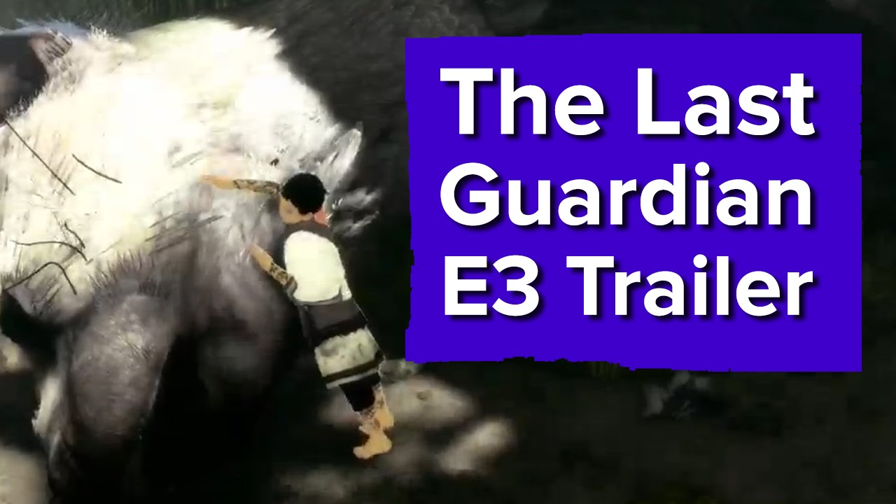 The Last Guardian review • Eurogamer net