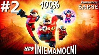 Zagrajmy w LEGO Iniemamocni (100%) odc. 2 - Pościg za pociągiem