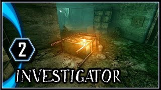 Investigator Gameplay PC - We
