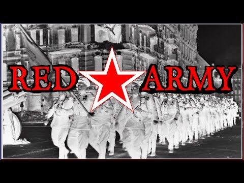 RED ARMY - Red Army F*** Off!!  -  Living Dead