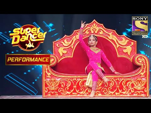 "Devika Mesmerizes The Judges With Her Dance On ""Apsara Aali"" 