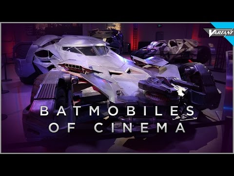The Batmobiles Of Cinema!