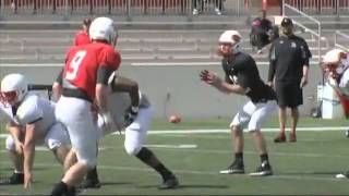 Defense shines at second LU football spring scrimmage