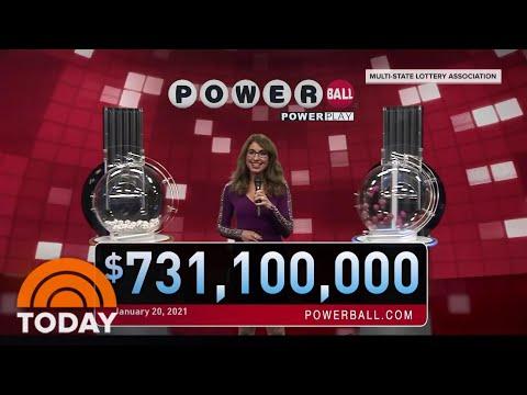 Somebody Won $731 Million Powerball Jackpot | TODAY