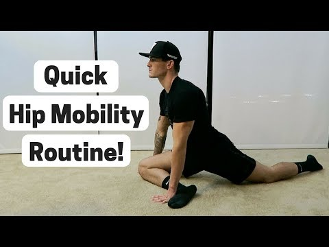 5 Best Hip Mobility Exercises - Less Pain And More Flexibility!