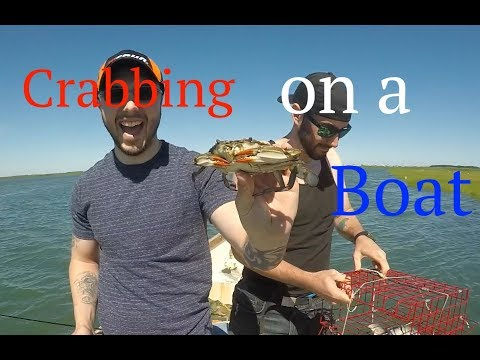 Crabbing In New Jersey