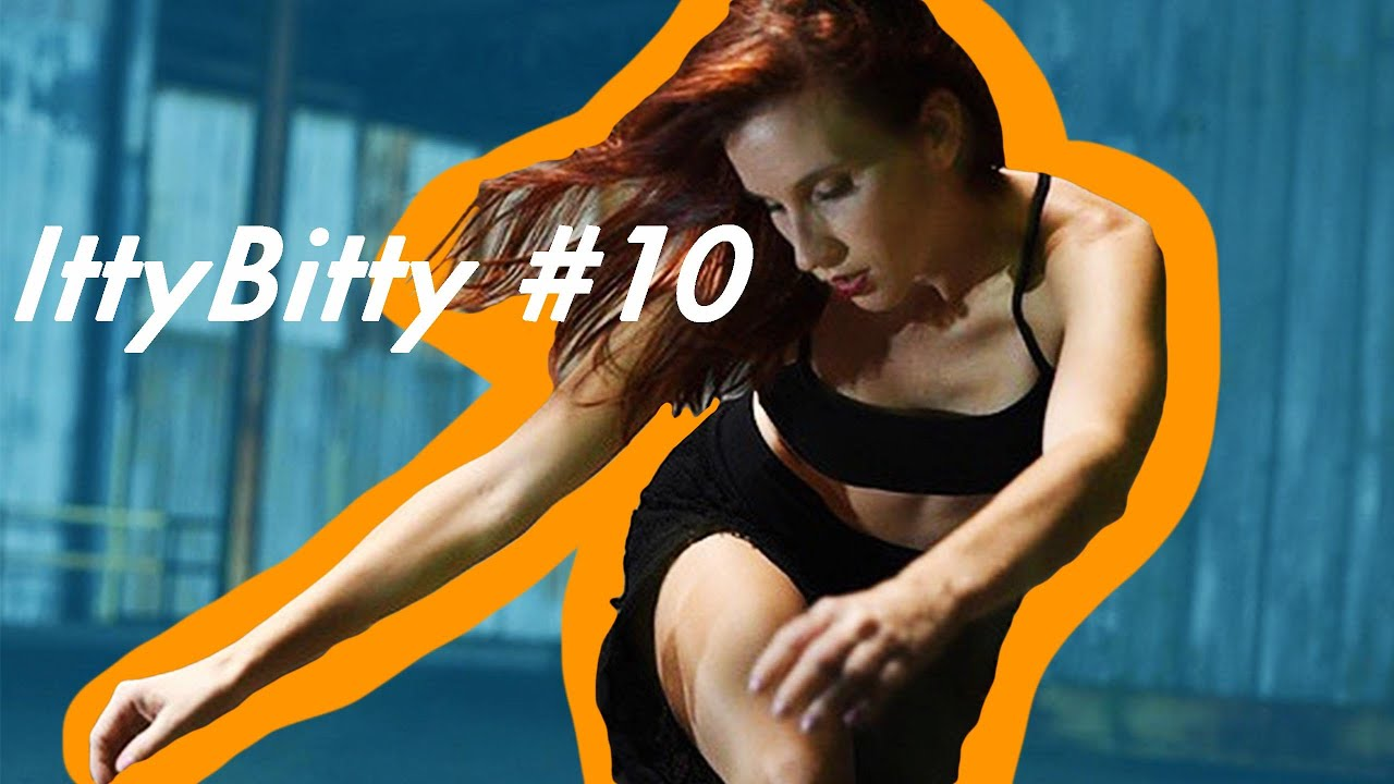 IttyBitty #10 // Contemporary Dance with Courtney