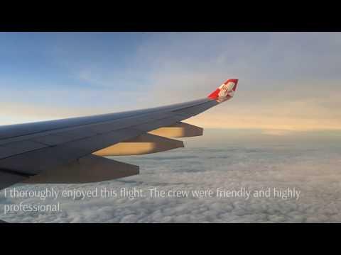 Brisbane To Bangkok On AirAsia X Flight XJ311