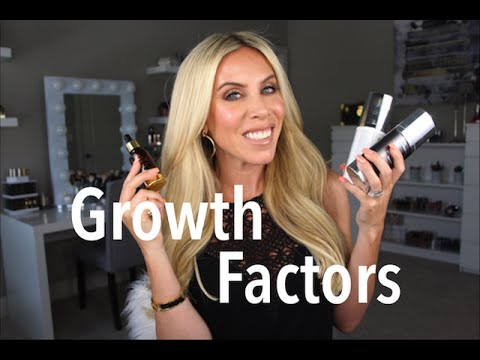 Why You Need Growth Factors in Your Anti-Aging Skincare