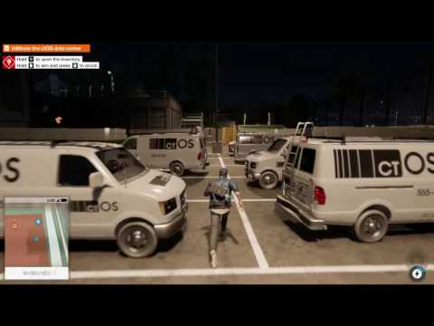 WATCH DOGS 2 Walkthrough Gameplay Part 1