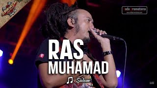 SALAM | RAS MUHAMAD [Live Konser MEI 2017 di INDRAMAYU, GOR SINGALODRA]