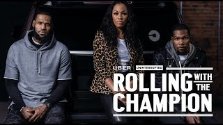 Kevin Durant x LeBron James x Cari Champion | ROLLING WITH THE CHAMPION thumbnail