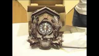Cuckoo Clock Instruction & Manual - By Hekas Clocks