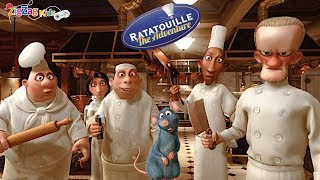 Ratatouille Movie Game | All Bosses Fights | ZigZag Kids HD