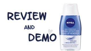 NIVEA - Make Up Remover l LittleMsEms