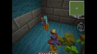 Обзор модов Minecraft #1: война глиняных человечков