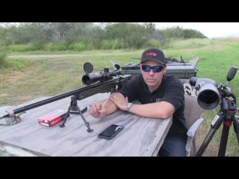 Accuracy International AIAW 338 Lapua Schimdt Bender Review