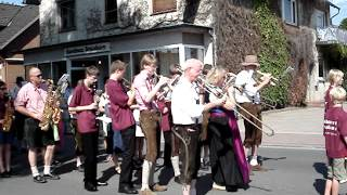 Volks- und Schützenfest Trittau mit den Möhnsener Musikanten