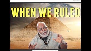 When Blacks Ruled The Planet Runoko Rashidi 2017