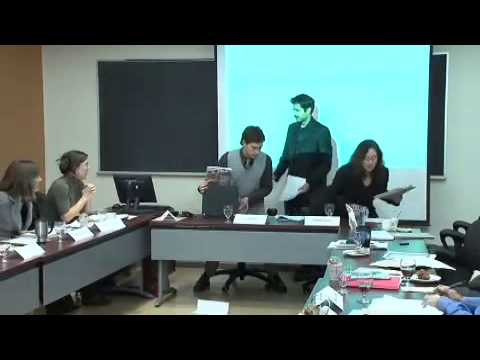 Workshop on Human Rights in the Canadian Mining Sector Part 1 of 4