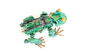 Frog Type Zoid : One You Shouldn't Mess With