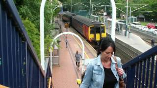 Bulwell Railway Station