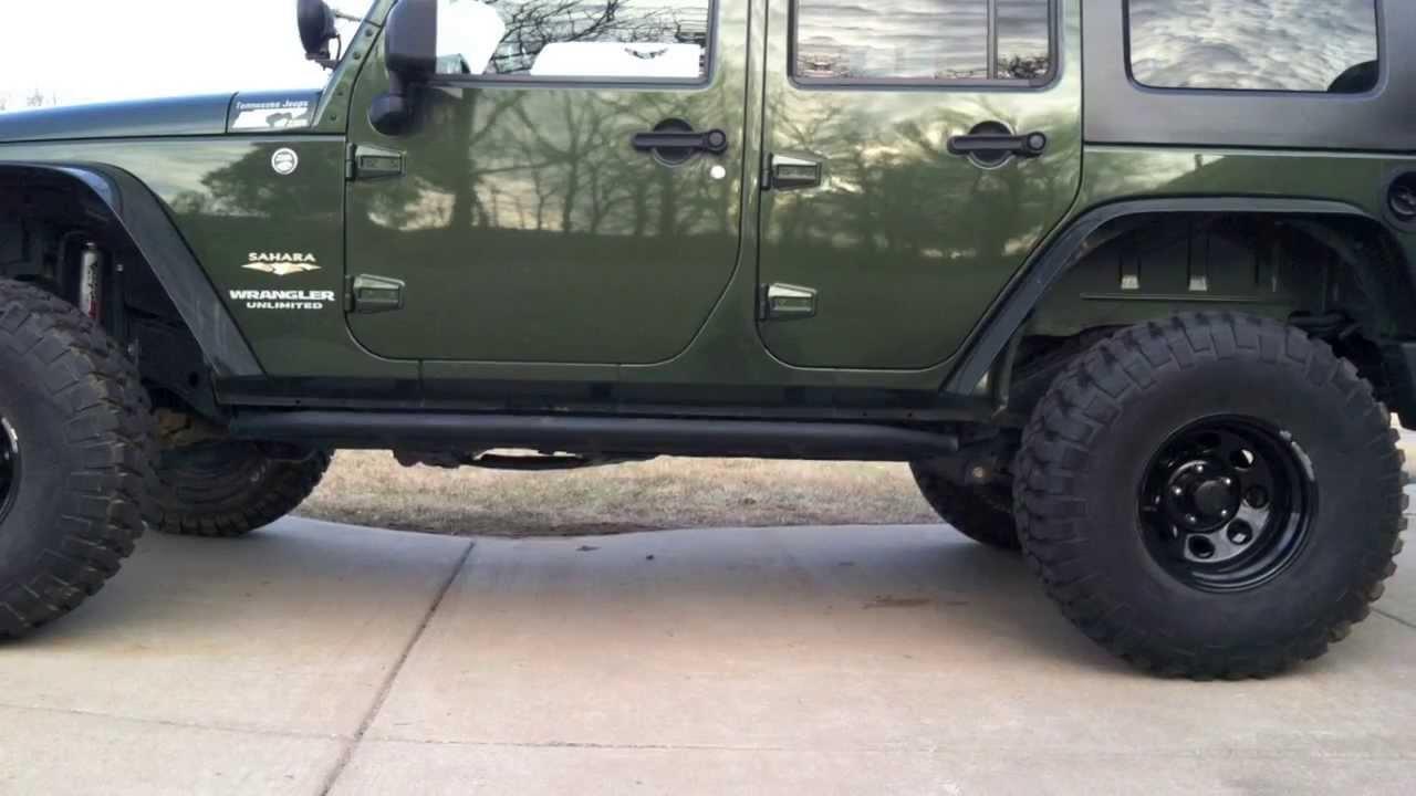 Ace Engineering Rock Sliders Install Jeep Jk Unlimited