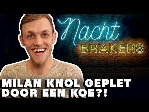 MILAN KNOL maakt DISSTRACK met LANGE FRANS?! | Nachtbrakers - CONCENTRATE