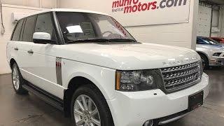 Land Rover Range Rover 2011 Videos