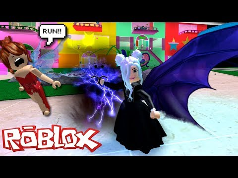 Roblox Roleplay Enchantix High - The Dark Fairy with The Good Heart - Titi Games
