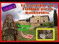 Castillo y tumba escondida de una BAILARINA #urbex #españa #lugaresabandonados