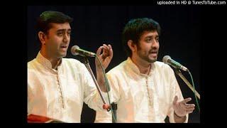 kamalAptakula kalashAbdhi-brundAvanasArangA - Thyagaraja - Trichur brothers