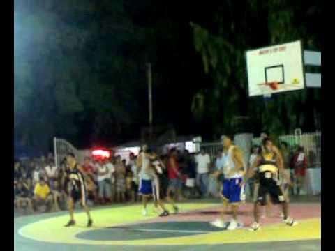 yaelmae - 1st quarter poblacion vs tibagan 4.14.09 San Miguel, Bulacan