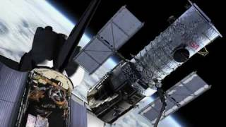 STS-125 The Last Mission to Hubble - HD