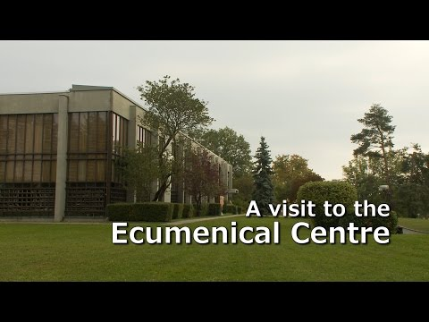 A visit to the Ecumenical Centre (World Council of Churches)