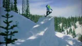 Awolnation- Sail (Unlimited Gravity) Snowboarding Music Video