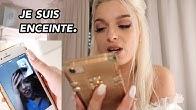 """""""JE SUIS ENCEINTE"""" sister prank (+surprise à la fin!!)"""