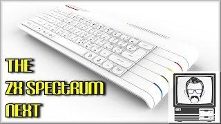 ZX Spectrum Next - A New Sinclair Spectrum?   Nostalgia Nerd