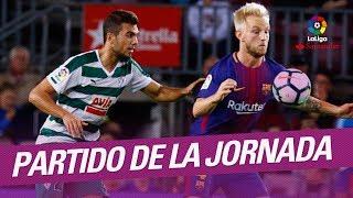 Partido de la Jornada: SD Eibar vs FC Barcelona