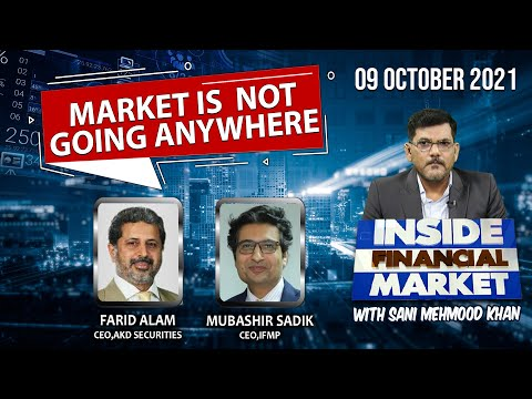 Inside Financial Market | Market Is Not Going Anywhere | 9 October 2021