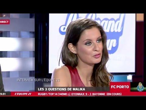 Eliaquim Mangala Weekend à Paris - Face au monde & interview