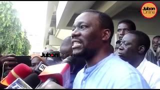 ALICHOKISEMA Mhe ZITTO KABWE Mara baada ya Kuachiwa Kwa Dhamana/