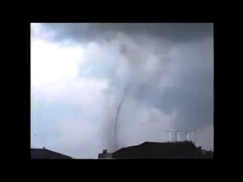 May 27 1997 Tornadoes Cedar Park F3/Jarrell Texas F5