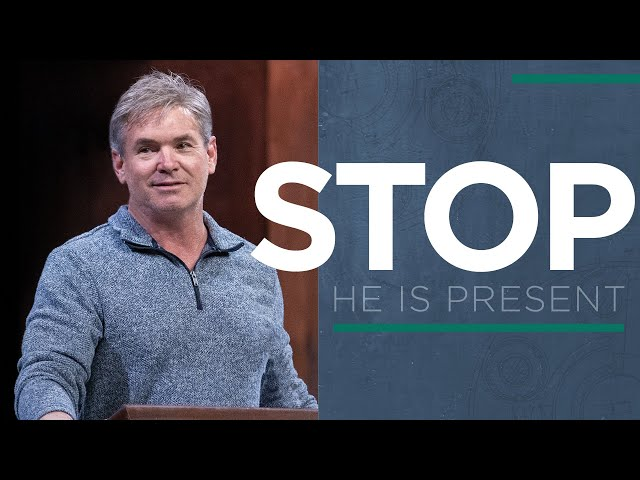 "Stop: A ""How To"" When We Need The Strength of The Lord"