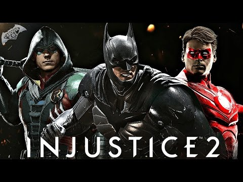 Injustice 2 - Story Mode Chapter 1 Details, Red Lantern Shader Confirmed?! (News Roundup)