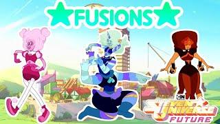 Steven Universe-✨ FUSIONS✨(Fan Fusion)