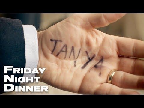 Meeting Tanya   Friday Night Dinner
