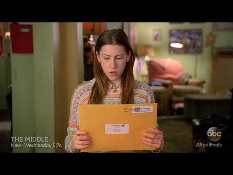 Sue Opens Her Financial Aid Letter - The Middle