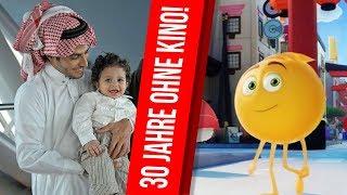 ERSTES KINO in SAUDI ARABIEN seit 30 JAHREN! EMOJI: DER FILM macht den ANFANG!
